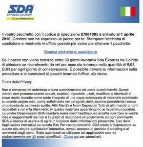 Cyber truffe obiettivo Italia. False mail Enel, Telecom...