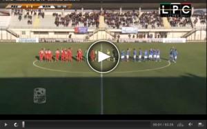 Mantova-Pavia Sportube: streaming diretta live