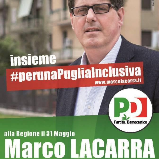 Marco Lacarra Pd, moglie morta di tumore, suocera lo accusa