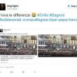 """Grillo Blog: """"Marea umana anti Renzi"""". Era foto piazza Papa 4"""