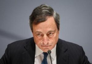 """Mario Draghi: """"Europa vulnerabile, temo nuovi choc"""""""