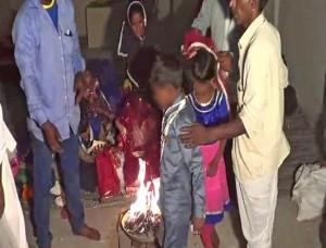 Guarda la versione ingrandita di VIDEO YOUTUBE India, nozze sposa bambina tra pianti e…