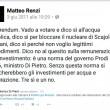 Acqua pubblica, referendum 2011: Renzi su facebook scrisse…