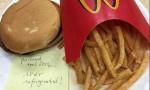 McDonald's: Ecco perché il nostro cibo non si decompone FOTO