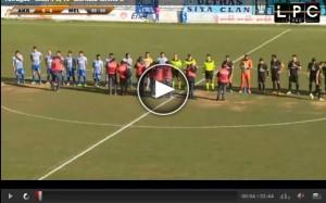Melfi-Akragas Sportube: streaming diretta live