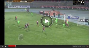 Melfi-Cosenza Sportube: streaming diretta live