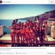 Dries Mertens sfida Dan Bilzerian: beato tra le donne FOTO