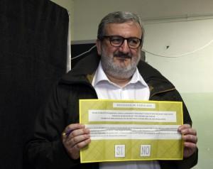 Referendum miracolo e prodigio: sconfitti cantano vittoria