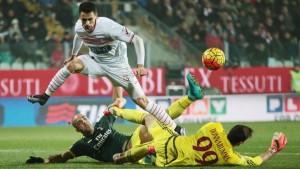 Milan-Carpi, streaming-diretta tv: dove vedere Serie A