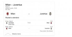 Milan-Juventus streaming-diretta tv, dove vedere Serie A