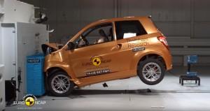 """Minicar, test EuroNCAP: """"Sicurezza bassa, sono pericolose"""""""