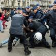 Bruxelles, tensioni a corteo anti-Islam. Aeroporto riapre