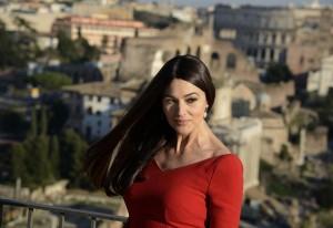Guarda la versione ingrandita di Monica Bellucci in Twin Peaks: cast completo nuova serie (foto d'archivio Ansa)