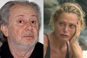"""Guarda la versione ingrandita di Isola dei Famosi, Lele Mora: """"Simona Ventura? Fa tenerezza"""""""