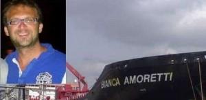 Guarda la versione ingrandita di Venezia, Giosuè Sorrentino morto nella stiva di una nave