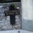 """Benito Mussolini, il partigiano che sparò: """"Tremava, docile"""""""