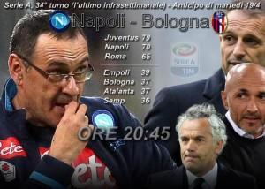 Napoli-Bologna, streaming-diretta tv: dove vedere Serie A