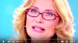 """YOUTUBE Nicoletta Mantovani a Barbara D'Urso: """"Guarita da.."""""""