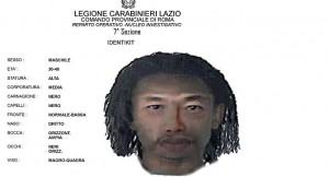 Guarda la versione ingrandita di Roma, nigeriano arrestato per violenza a Pineta Sacchetti (foto Ansa)