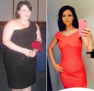 Guarda la versione ingrandita di Era obesa, ora è magra: ha eliminato solo lo zucchero FOTO