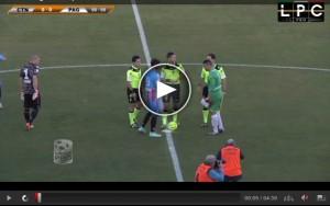 Paganese-Catania Sportube: streaming diretta live