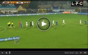 Paganese-Matera Sportube: streaming diretta live