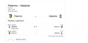 Palermo-Atalanta, streaming-diretta tv: dove vedere Serie A