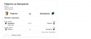 Palermo-Sampdoria, streaming-diretta tv: dove vedere Serie A