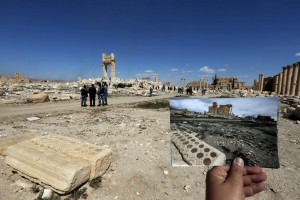 Isis, fossa comune a Palmira: dentro 42 cadaveri