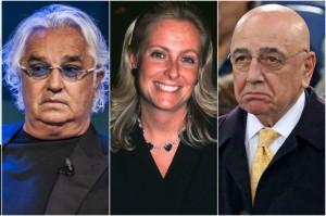 Panama Papers: Briatore, Barilla, Pessina, Galliani, Berl...