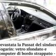 """Livorno, danni auto sindaco M5s Nogarin: """"Non mi fermerete""""01"""