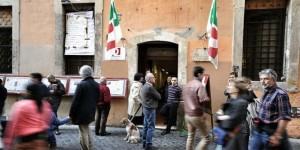 Pd moroso, Tar: sgomberare sezione via dei Giubbonari a Roma