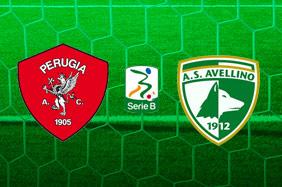 Perugia-Avellino, streaming-diretta tv: dove vedere Serie B