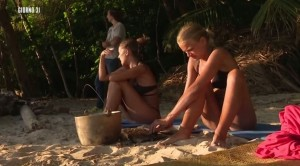 Isola dei Famosi: il giallo dei pesci scomparsi...