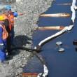 YOUTUBE Genova: petrolio in Pianego, Fegino, Polcevera FOTO3