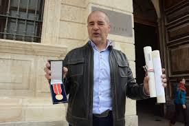 Pietro Sini, eroe Nassiriya dimenticato riconsegna medaglia