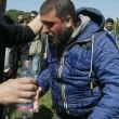 Pisa, corteo vs Renzi: scontri con Polizia3