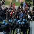 Pisa, corteo vs Renzi: scontri con Polizia9