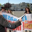 Pisa, corteo vs Renzi: scontri con Polizia14