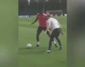 YOUTUBE Paul Pogba umilia la tifosa con un tunnel