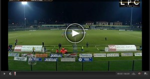 Pontedera-Carrarese Sportube: streaming diretta live