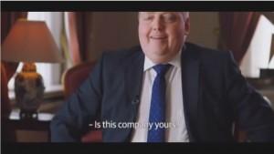 Guarda la versione ingrandita di VIDEO Premier Islanda, imbarazzo domanda su società offshore