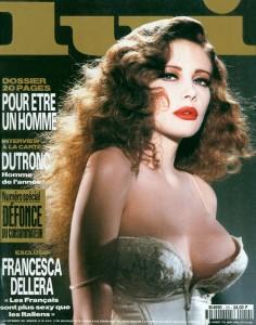 """Guarda la versione ingrandita di Francesca Dellera: """"Dissi no a Prince, mi voleva negli Usa"""""""