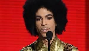 """Guarda la versione ingrandita di Prince.  Cognato, """"Non ha dormito per sei giorni di fila"""""""