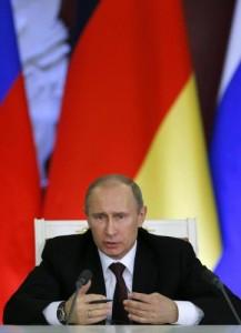 Guarda la versione ingrandita di Terrorismo, Putin istituisce nuova Guardia Nazionale