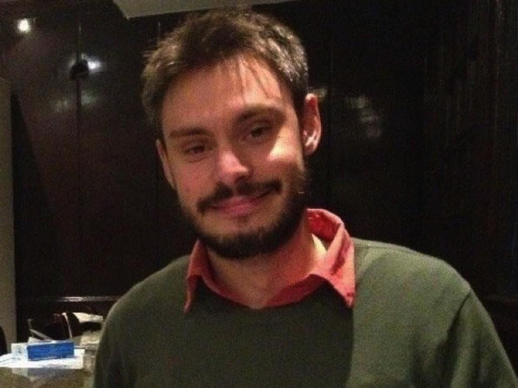 Giulio Regeni, appello dei giornalisti europei per la verità