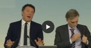 "Matteo Renzi gaffe: ""Stiamo per inaugurare tunnel Gottardo"""