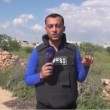 VIDEO YOUTUBE Reporter colpito da scheggia granata in Siria