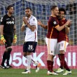 Roma-Bologna 1-1 highlights pagelle foto_1