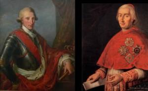 """Sud, Santa Fede del No: i Cardinal Ruffo vestiti da """"rossi"""""""